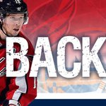 RT for Nickys 2nd of the playoffs! #CapsIsles #RockTheRed http://t.co/qrsji5iQB0