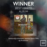#BestKwaitoAlbum The SAMA goes to @professorkalawa Download album on iTunes http://t.co/XfDikWvu3N #SAMAXXI http://t.co/alMSxzfLNq