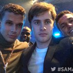 Live inside the Superbowl at #SAMAXXI with @Beatenberg_Band #SAMASelfie #TwitterMirror http://t.co/V3AGBR7c9x