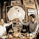 Nieto y bisnieto de David Arellano recuerdan su historia en el aniversario 90 de @ColoColo http://t.co/lJy8uoH9yV http://t.co/Hpx7hEt3kZ