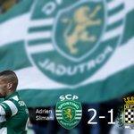 ACABOUUUUUUUUUUUUUUUUUUUUUUUUUUU Final de Jogo pelo Campeonato Português Sporting 2-1 Booavista #DiaDeSporting http://t.co/isDBIQ983d