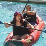 Only at #UCDavis... Kayaking in Hickey Pool! #PicnicDay101 http://t.co/cBRgZHKEED