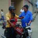 AHORA: Precandidato @hfsalasromer recorre sector Santa Ines del municipio Valencia  http://t.co/3VR8KhJjha