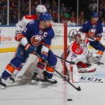 And its over! John Tavares scores 15 seconds into overtime as Islanders take a 2-1 series lead over Capitals. http://t.co/FF7i2dhQko
