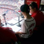 Meet Jr. #Nats Kids Club member Michael, todays game announcer heard across #Nats Park! http://t.co/Lmy3Vp8hEC