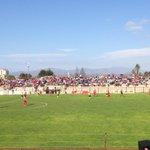 Ya juegan en La Pampilla #LaSerena y #SanLuis en la jornada dominical de #PrimeraB http://t.co/uZ0h3kuDuI