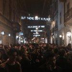 Io linferno me lo immagino così. #FuoriSalone2015 #sapevatelo care @LaSilviaR @BrunellaBellini @AnnalisaFailla http://t.co/TEYhGQhXdV