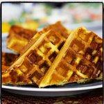 RT @alroker: Wow #Bacon waffles! (#glutenfree) Recipe:https://t.co/9pV14EzpPS or here http://t.co/LIBIrEWbA3 @TODAYshow #breakfast http://t…