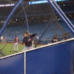 .@FreddieFreeman5 in the cage. http://t.co/3dCFX5D4pr