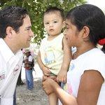 Saludo con gran entusiasmo a los vecinos de la colonia Avante; estamos juntos por un mejor #Cancún. http://t.co/t9dtnr1bW4