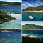 Pemandangan yg cantik di Pulau Aur, Mersing http://t.co/PbNAHREm7R