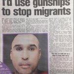thought we had laws against inciting race hate in the UK? This Sun article is beyond toxic http://t.co/MRhOUy84qJ