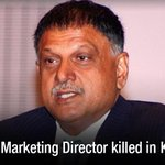 Completely devastated. Kind, wise, helpful to me always.  Masood Hamid of Dawn shot dead. WHY? http://t.co/rVusxxvCx7 http://t.co/BkU17ESwYT