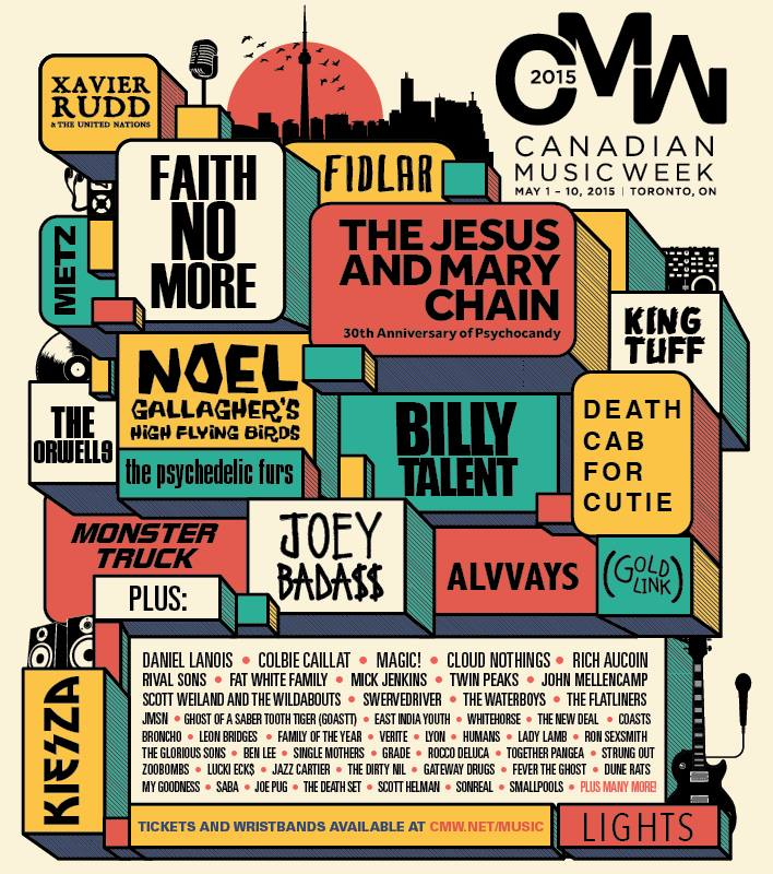 #CONTEST: We're giving out TWO WRISTBANDS for @CMW_Week! RETWEET to enter. Winner will be announced April 24 #CMW2015 http://t.co/QjUL0ijLEv
