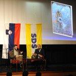 VIDEO: Predsednik SDS Janez @JJansaSDS 16. 4. 2015 v Ormožu o knjigi Noriško kraljestvo http://t.co/2NXGjl1Ekg http://t.co/5o9lOQt7dV