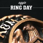 RT if youre one of the 4,800+ Aggies getting their #AggieRing today! #tamu http://t.co/xp6Qfke8nR