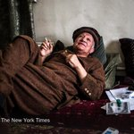 Meet Rahnaward Zaryab, Afghanistan's most celebrated novelist http://t.co/SFbEoAUICP by @MujMash http://t.co/XwdvDCez3u
