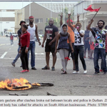 MUST READ: Zim student body calls for attacks on SA businesses >> http://t.co/a2ZuiCtHdy http://t.co/bj4RB6vaM0
