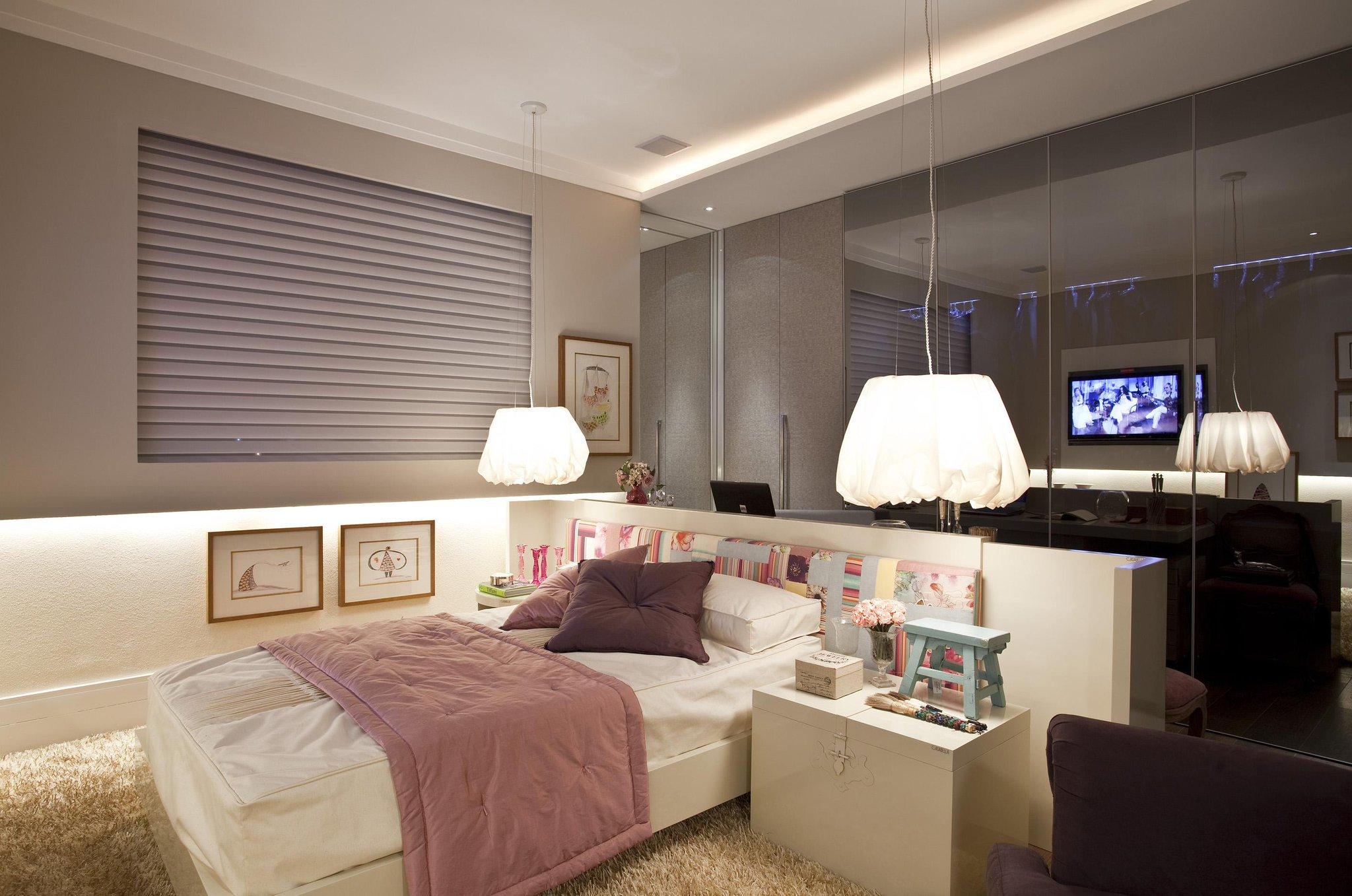 Delicado e aconchegante, esse dormitório é simples e cheio de personalidade. http://t.co/oRQf4FoGS0