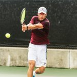 A&M defeats LSU, will face Miss. St. in @SECMTennis Semifinals Saturday at Noon #12thMan http://t.co/IC9uG6inYb http://t.co/mW7GGMbFAS