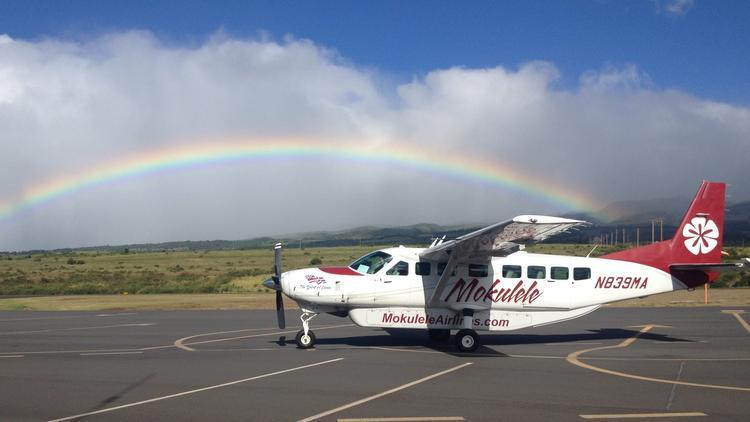 RT @OhanaFun: Island hopping anyone?! // Hawaii's @MokuleleAir is offering $30 standby fares - LA Times
