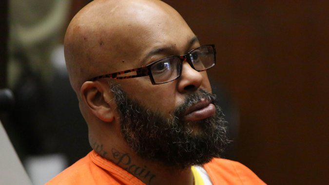 Video Released of Suge Knight Running Over Two Men