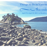 Things to do in Vancouver This Weekend http://t.co/Sea4aEWoHV a LOT happening Saturday #events #yvr http://t.co/lXB9BahxRG