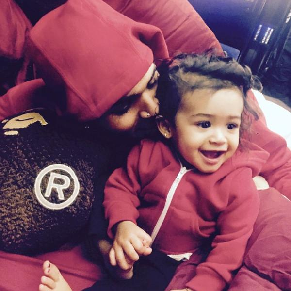 Inside Chris Brown's life as a dad: he see daughter Royalty