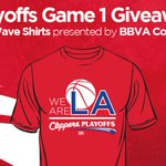 All fans in attendance on 4/19 will receive a Playoffs shirt courtesy of @BBVACompass! MORE: http://t.co/CrdFdoen1A. http://t.co/uEolb6SdPf
