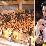 أكثر من 15000 شخص هتفوا بإسم نجوى كرم في الفورمولا 1 http://t.co/drEx2G9RGz @najwakaram http://t.co/Svw4Dx7RH5