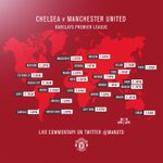"""@ManUtd: Not long now until Chelsea vs #mufc - get ready! http://t.co/3YYQgS0b0D""  WHERES SINGAPORE HUH??? Racist cunts..."