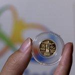 Novas moedas comemorativas dos Jogos Olímpicos e Paralímpicos 2016 são lançadas. http://t.co/GNXPAnNmPQ http://t.co/TlkXln6NHh