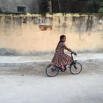 A girl on a bicycle, from my recent trip to the Maldives http://t.co/ej09D4omTM