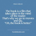 Books and movies http://t.co/z2Jh33ZK1s