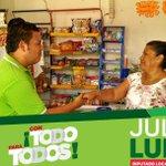 Propuestas sólidas a emprendedores #PorelprogresodelDistritoXII#ConTodoParaTodos #JulioLunaDistritoXII http://t.co/5mXOGwZ5IF