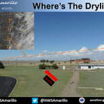 We found the dryline! View from the office this afternoon. Few storms possible this evening. #phwx #txwx #okwx http://t.co/RZ29Ar9aWY