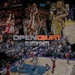 Right in time for the playoffs - were talking all-time clutch #NBAPlayoffs shots #OpenCourt - 10 pm ET on NBA TV http://t.co/9gpvU0oaI9