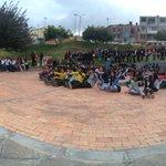 Jóvenes de Tunja dicen no a los vicios y si al aprovechamiento del tiempo libre con equidad de genero, y convivencia http://t.co/PMxuh111uD
