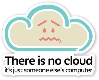 "test Twitter Media - RT @Asher_Wolf: This, everytime someone says ""the cloud"": http://t.co/6BmeER68rq"