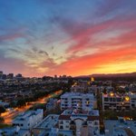 If this #sunsets any indication its going to be a beautiful wkd in #LA! What are your plans? http://t.co/n8ETsw5tr9 http://t.co/8YJdzIjSd9