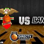 Finaliza 1 cuarto en Tunja @PatriotasBasket 18 - @LLANEROSBALCLUB 12 #ArribaPatriotas @juancagranadosb @GobBoyaca http://t.co/STIP7qtJkQ