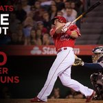 Congrats @Trouty20! Our MVP is now the youngest player ever with 100 career Home Runs and 100 career Stolen Bases! http://t.co/ABH4JIVFuf