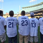 Your starting lineup at tonights @Dodgers game. #ladodgers http://t.co/59M6l1O7fn