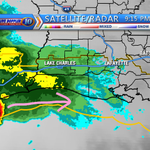 The Storm Prediction Center has issued a #SevereThunderstormWatch across parts of #SouthLouisiana until 2 am. #LAwx http://t.co/oNRv1ey4qG