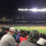 We go to the bottom of the seventh at Safeco Field. #Mariners trail 2-0. http://t.co/kBhrGkgLxb