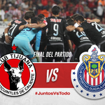 Afición, ¡gracias por acompañarnos en este partido! Seguimos sumando y ahora vamos #JuntosVsTodo por la Copa MX. http://t.co/cgWkujRScX