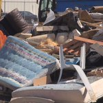 Love spring cleaning? #Wausau residents are doing just that, disposing of unwanted items http://t.co/8ihjBEka6L @WSAW http://t.co/ie55kppCRW