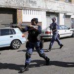 Rubber bullets fired in night of xenophobic violence in Johannesburg http://t.co/EawSbJkuJG http://t.co/ejOQ6Vt9gP