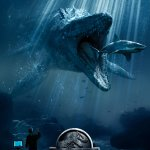 There's always a bigger fish. The new trailer surfaces in two days. #JurassicWorld http://t.co/kqbpgo5zgF