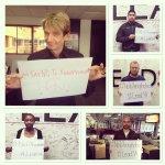 .@AlexJayZA and the #WeekendBreakfast Team take a stand: #NoToXenophobia #LeadSA http://t.co/UZyeTdZNeC